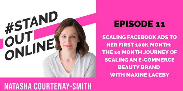 Scaling Facebook Ads to Her First 100k Month: The 10 Month Journey of Scaling an E-Commerce Beauty Brand with Maxine Laceby